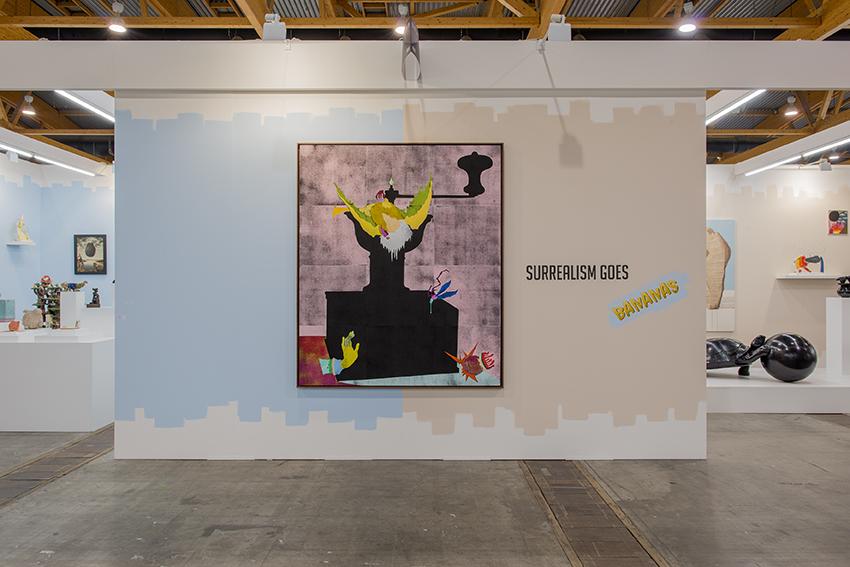 Art Brussels 2015 A R Penck Joshua Abelow David Adamo